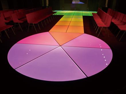 LumiSheet RGB/発光ユニット | インテリアデザイン・建材のトレンドを